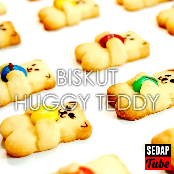 Biskut Huggy Teddy2