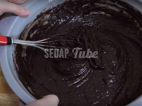 Resepi Kek Coklat Rice Cooker