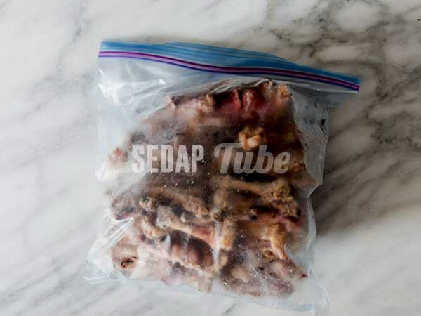 Stok Ayam Homemade